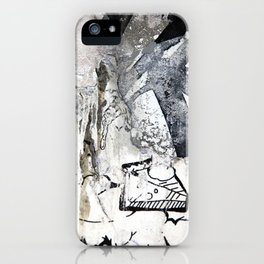 Skate or Pie! iPhone Case