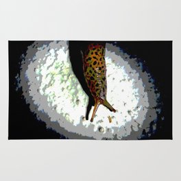 Slug In The Spotlight Rug