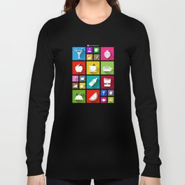 Gastro Windows 8.1 Long Sleeve T-shirt