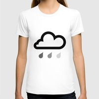 cloud T-shirts featuring Cloud :) by Etiquette