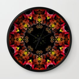 Photon Resonance Wall Clock