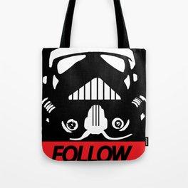 FOLLOW - Star Wars Tribute Shirt Tote Bag