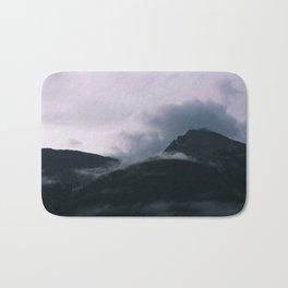 Cloud Collision - Silverton CO Bath Mat