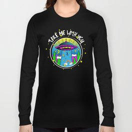 Take me with you Long Sleeve T-shirt