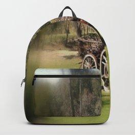 Wagon Wheels Backpack