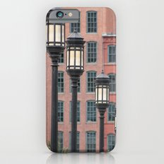 Street Lights iPhone 6 Slim Case