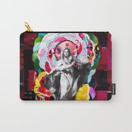 Maria (mãe de Jesus) Mary (mother of Jesus) #2 Carry-All Pouch