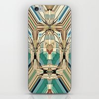 supreme iPhone & iPod Skins featuring Supreme by David Lee