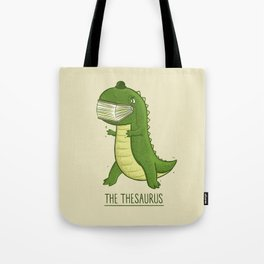 The Thesaurus Tote Bag