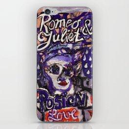 Posion Love iPhone Skin