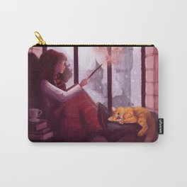 Hermione Reading Carry-All Pouch