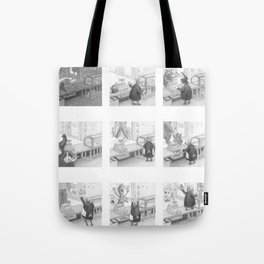 A Day in the Life of A Fairy Tale Bakery Tote Bag