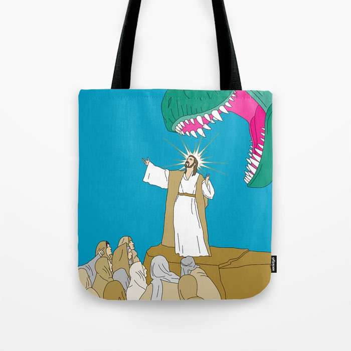 Jesus, Etc. Tote Bag