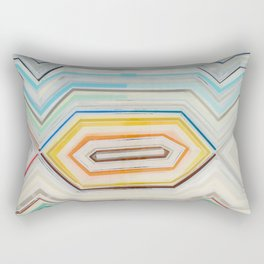 Made In Italy: Overwhelmed 1 of 3 Rectangular Pillow