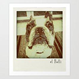 el Bulli Art Print