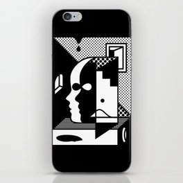 Stairs To The Attic iPhone Skin