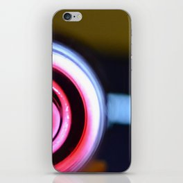 Wine Glass Abstract iPhone Skin