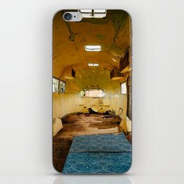 Abandoned airstream iPhone Skin