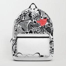 Hidden in Plain Sight Backpack