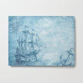 vessel Metal Print