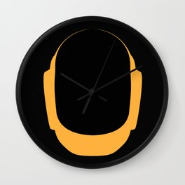 Daft Punk Guy Manuel Helmet Wall Clock