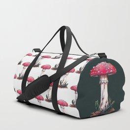 Fairy Mushroom Duffle Bag