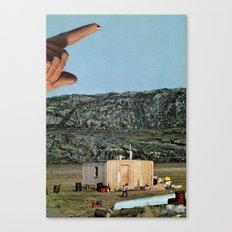 Air Control Canvas Print