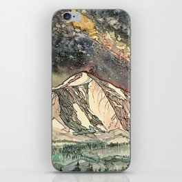 Mount Sopris and the Galaxy iPhone Skin