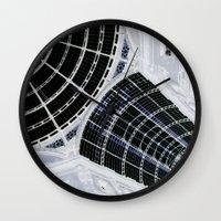 milan Wall Clocks featuring Milan 2 by Alev Takil