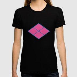 Four quadrangles #7 T-shirt
