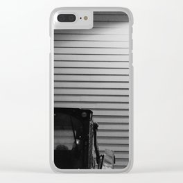 Spotlight Clear iPhone Case
