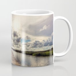 Into the Sun Coffee Mug