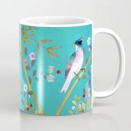 chinois 1731: turquoise Coffee Mug