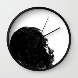 Eric Dolphy Wall Clock