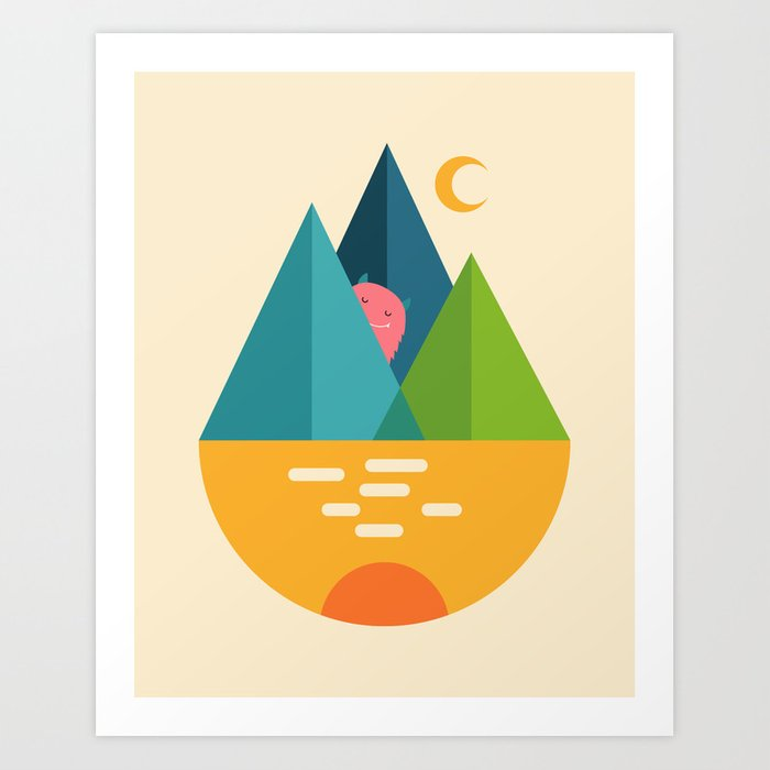 Discover the motif HELLO by Andy Westface as a print at TOPPOSTER