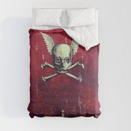 The Supernatural Pirate Comforters