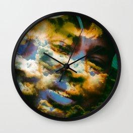 """""""Daydreaming"""" Wall Clock"""