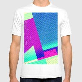 GLITCH_10 T-shirt