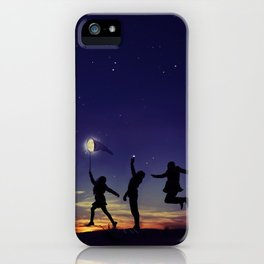 Friendship is the greatest adventure of all iPhone Case
