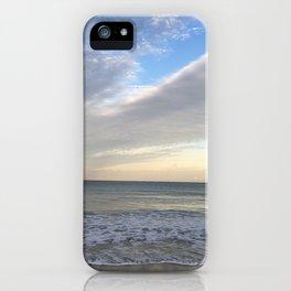 In the in between iPhone Case