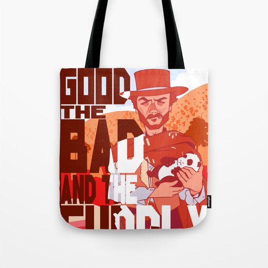 The Good, The Bad, and the Cuddly Tote Bag