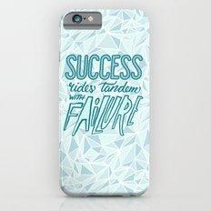 Success Rides Tandem Slim Case iPhone 6s