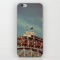 Coney Island Cyclone iPhone & iPod Skin