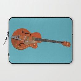 Gretsch Chet Atkins Guitar polygon art Laptop Sleeve