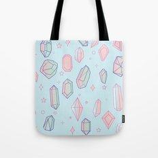 Crystal Universe Tote Bag