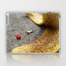 Banana Slip  Laptop & iPad Skin