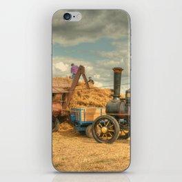 Dorset Threshing iPhone Skin