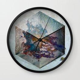 Mr Man Wall Clock