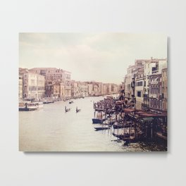 Venice revisited Metal Print
