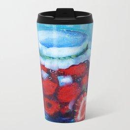 Jam jar Metal Travel Mug